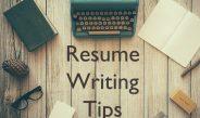 How to Write a Resume?
