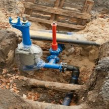 Utilities Pipe Infrastructure