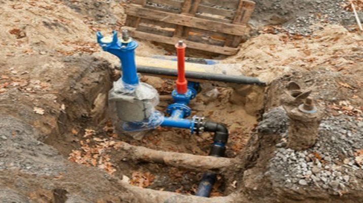 Utilities Pipe Infrastructure