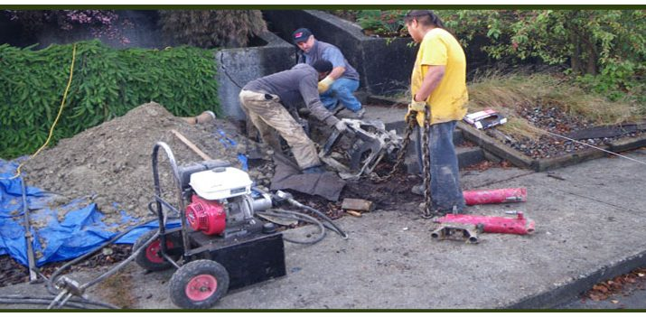 No-Dig and Trenchless Technology