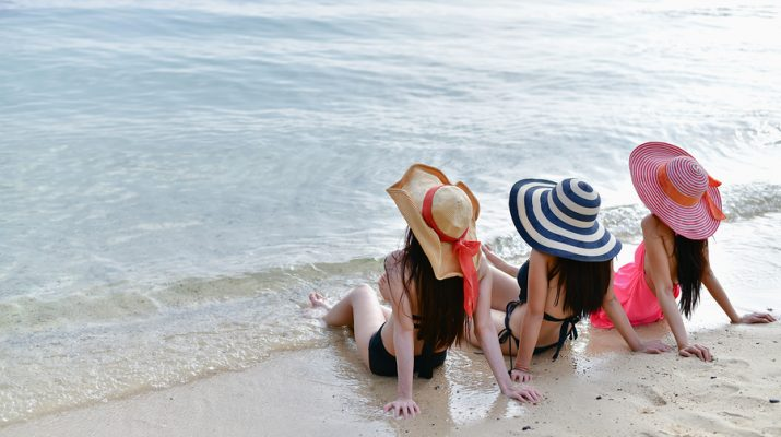 Breast Cancer Survivors and Swimwear