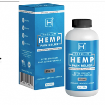 Hemp health one CBD Cream